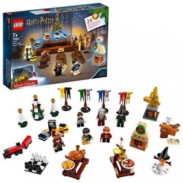 LEGO- Harry Potter Calendario dell'Avvento, Multicolore, 75964 - 1