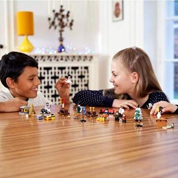 LEGO- Harry Potter Calendario dell'Avvento, Multicolore, 75964 - 5