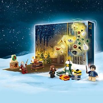 LEGO- Harry Potter Calendario dell'Avvento, Multicolore, 75964 - 6
