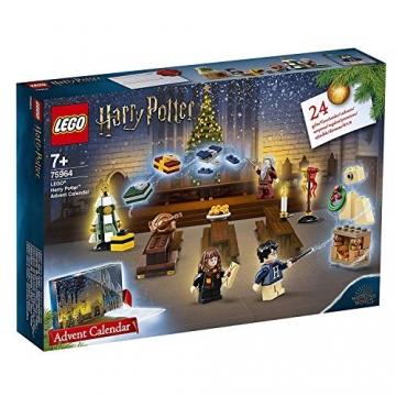 LEGO- Harry Potter Calendario dell'Avvento, Multicolore, 75964 - 8
