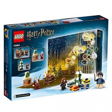 LEGO- Harry Potter Calendario dell'Avvento, Multicolore, 75964 - 9
