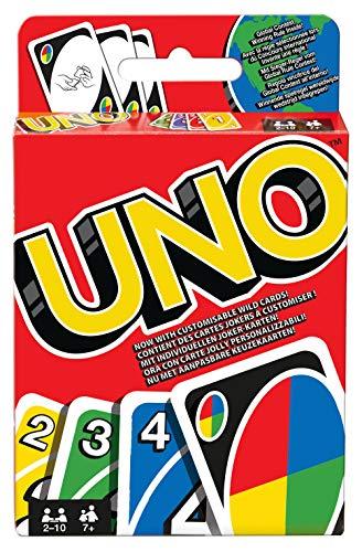 Mattel UNO Gioco di Carte, W2087 - 1