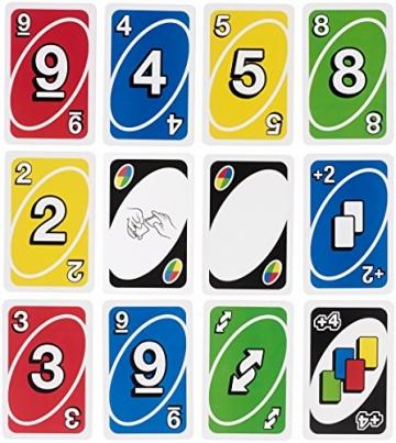 Mattel UNO Gioco di Carte, W2087 - 4