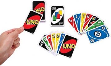 Mattel UNO Gioco di Carte, W2087 - 6