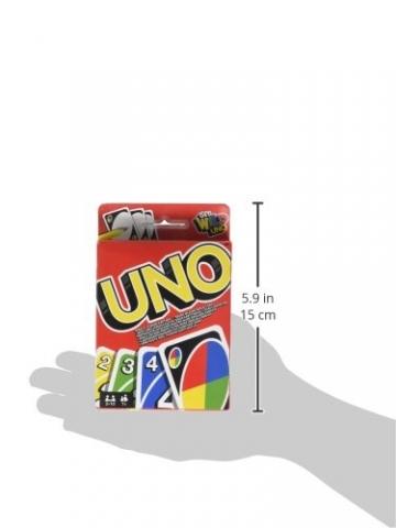 Mattel UNO Gioco di Carte, W2087 - 7