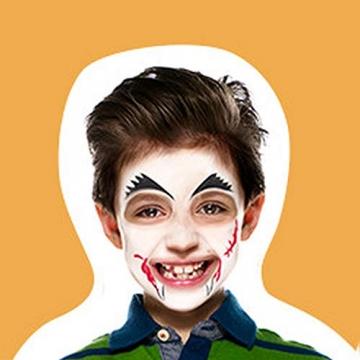 Snazaroo Clown Wei Trucco 50ml, Clown Bianco, Medium - 5