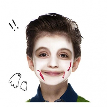 Snazaroo Clown Wei Trucco 50ml, Clown Bianco, Medium - 7