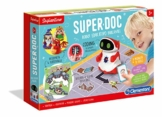 Clementoni-12094-Sapientino-SuperDoc, Robot educativo per Bambini, Multicolore, 12094 - 1