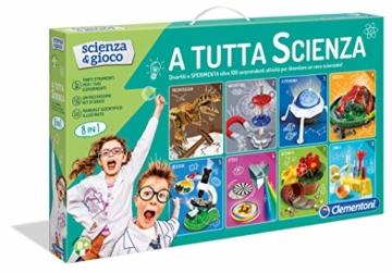 Clementoni 13962 - I Più Grandi Esperimenti della Scienza - 1