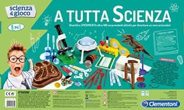 Clementoni 13962 - I Più Grandi Esperimenti della Scienza - 3