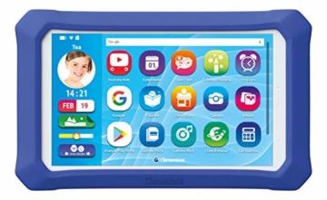 """Clementoni- Clempad 9 8"""", Tablet per Bambini [Versione 2019], Multicolore, 16617 - 1"""