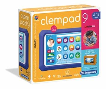 Clementoni- Clempad 9 8