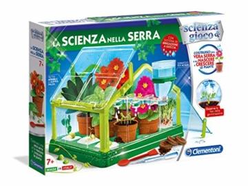 Clementoni Gioco-La Scienza nella Serra, Colori Assortiti, 13039 - 1