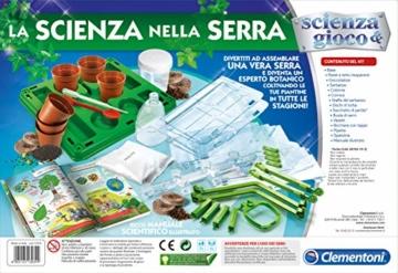 Clementoni Gioco-La Scienza nella Serra, Colori Assortiti, 13039 - 2