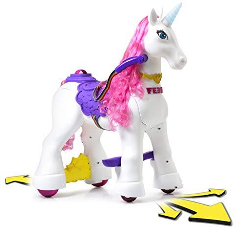 FEBER- My Loved Unicorn, Giocattolo, Colore Bianco/Viola/Rosa - 1