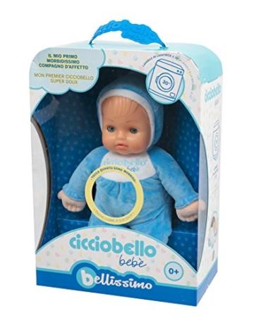 Giochi Preziosi Cicciobello Bebè Bellissimo, Bambola Morbida e Profumata - 6