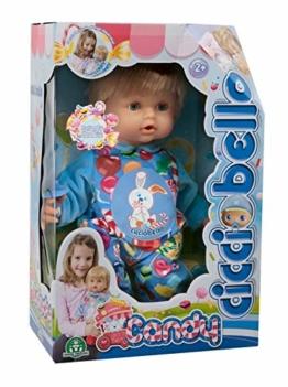 Giochi Preziosi- Cicciobello Candy 545, Multicolore, 8056379063346 - 1