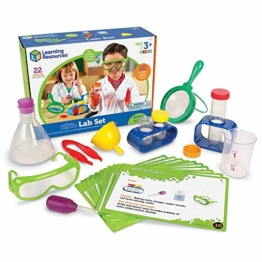 Learning Resources- Set da Laboratorio Primary Science, Colore, LSP2784UK - 1