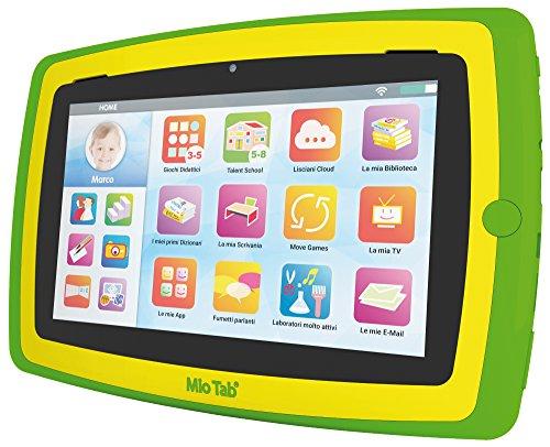 Lisciani Giochi 57481 - Mio Tab Smart Kid Plus HD 16 GB - 1
