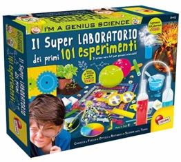 Lisciani Giochi - Super Laboratorio dei Primi 101 Esperimenti, Multicolore, 69330, 8 - 12 anni - 1