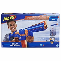 Nerf E1911EU4 N-Strike Elite Delta Trooper, 8+ - 1