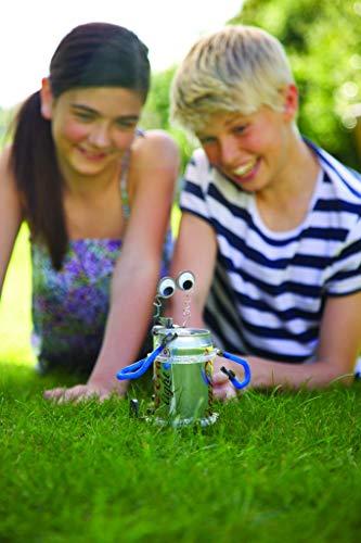 Robot con Lattina Riciclata - Tin Can Robot Fun Mechanics Kit - 4