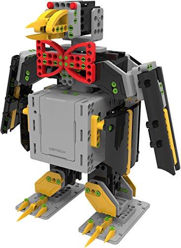 Ubtech Robotics Corps GIRO0001 - Jimu Robot Explorer Level: Kit Costruzioni Robotiche Interattive - 1