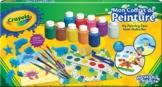 Crayola 54-9039-E-000 - Valigetta del Pittore, Kit Creativo con Accessori - 1