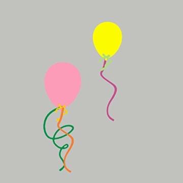 Demiawaking Palloncino Fustelle per Scrapbooking Stencil Cutting Dies DIY Scrapbooking Album Foto Segnalibro Mestiere Decorativo per Biglietti di Auguri - 7
