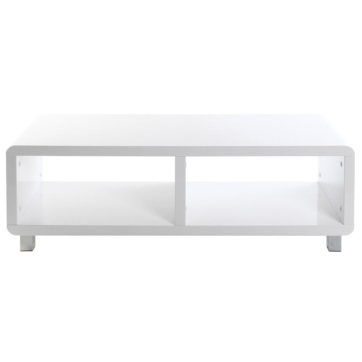 Mobile TV design laccato bianco PIXY