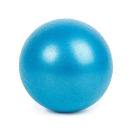 SMARTrich - Palla dimagrante per fitness, yoga, pilates, interni, 25 cm, blue, 1*1*1cm - 1