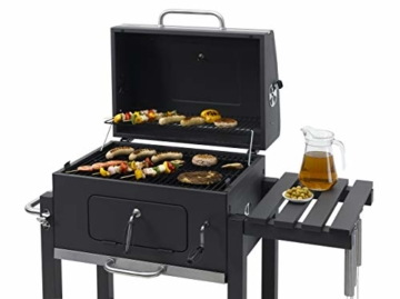 Tepro 1164 Toronto Click 2019 Barbecue a carbone, Acciaio inox, Antracite - 7