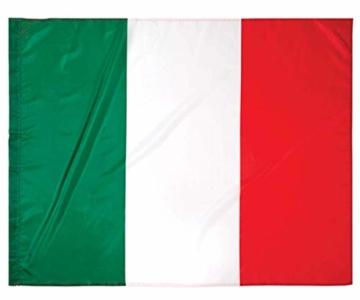 Bandiera Italia Italiana 90X150 Centimetri Con Passante Per L'Asta. - 2