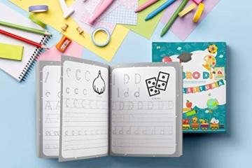 Il Libro di Prelettura: La perfetta combinazione tra un libro da colorare, un libro di puzzle e di giochi enigmisti per piccoli - 7
