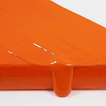 Lefranc Bourgeois Acrilico - gli Essenziali - 500ml - Arancio - 4