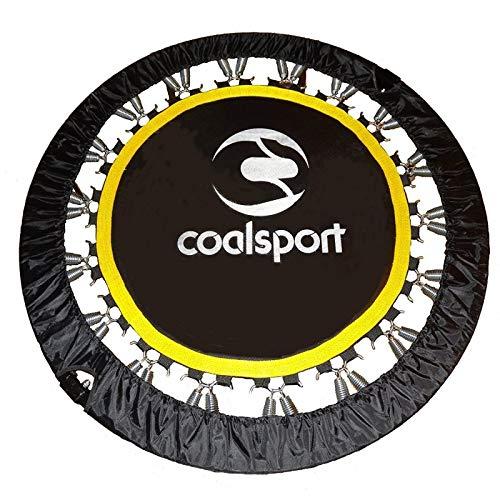 SuperJump con AAS Trampolino Elastico CoalSport di Jill Cooper 111cm Uso casa con Sacca in Offerta - 1