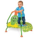Galt Toys 1004471 - Trampolino per Saltare, per Bambini, Motivo: Tartaruga - 1