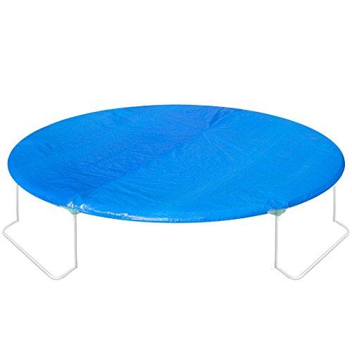 Ultrasport Telone di Protezione Comfort, Copertura Resistente alle intemperie, Adatto a trampolini del Diametro Unisex Bambino, Blu, 305 cm - 1