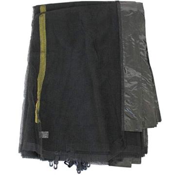 YELLOO Rete di Protezione Sicurezza Ricambio Trampolino Elastico ⌀185 a 427 cm (Rete per Diametro, 366) - 2