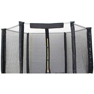 YELLOO Rete di Protezione Sicurezza Ricambio Trampolino Elastico ⌀185 a 427 cm (Rete per Diametro, 366) - 1