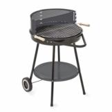 """""""""""Barbecue a carbonella 48,5 cm Nero"""""""""""