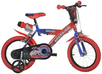 """Dino 163G-SA Bicicletta Spiderman 16"""" - 1"""