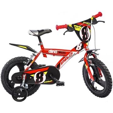 Dino Bikes–163gln–Bicicletta per ragazzo 16di 6a 8anni - 2