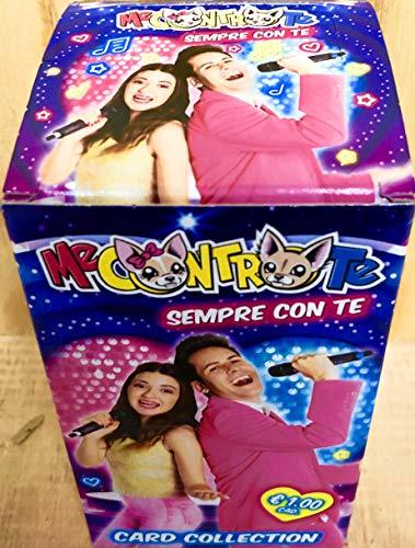 DIRAMIX Me Contro Te Box da 24 BUSTINE di Card Collection Sempre con Te - 1