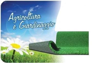 GrecoShop Manto/Prato Sintetico/Tappeto in Erba Sintetica 1 x 5m - 3