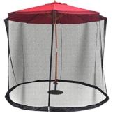 Liamostee - Colino da Patio con Cerniera per ombrelloni e tavoli, 300cm x 220cm - 1