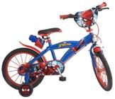 Tomisa 'Toimsa–876–Bicicletta per Bambini–Spiderman–Ragazzo–16–5A 8Anni - 1