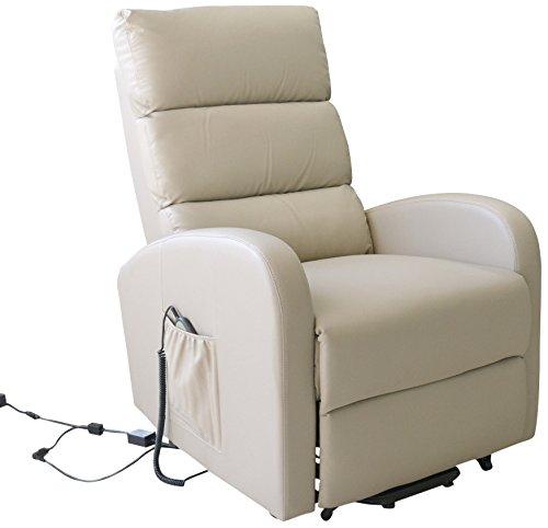Tuoni Relax Master Poltrona, Metallo, Similpelle Corda, 71x93.5x78 cm - 1