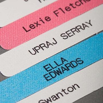 50 x Etichette Termoadesive Personalizzate Per Asilo Nido, Scuola, Casa Di Riposo - 2