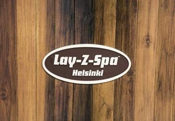 Bestway 54189 | Lay-Z-Spa - AirJet Helsinki - 5/7 adulti - 18